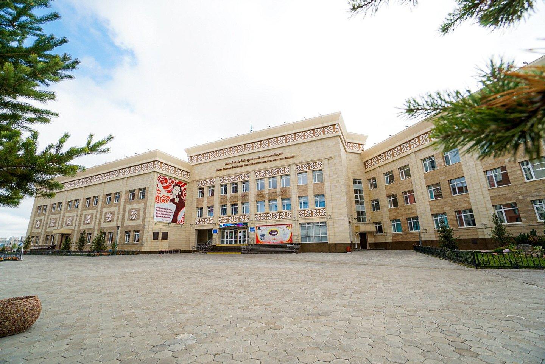 Школа-лицей №85