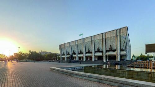 Театр имени Мухтара Ауэзова